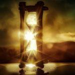 rappresentare il tempo che passa e ci trasforma da angelo a demone