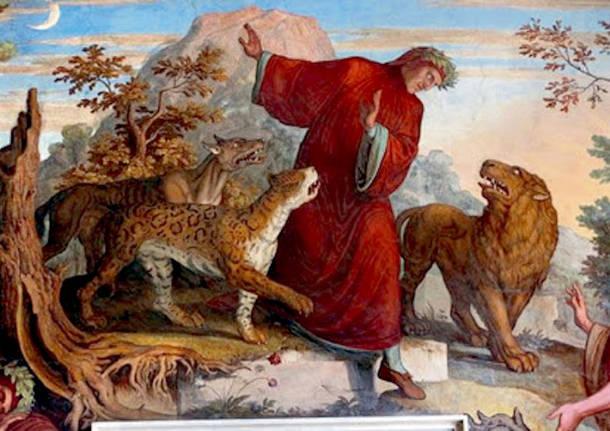 7 peccati capitali di Dante