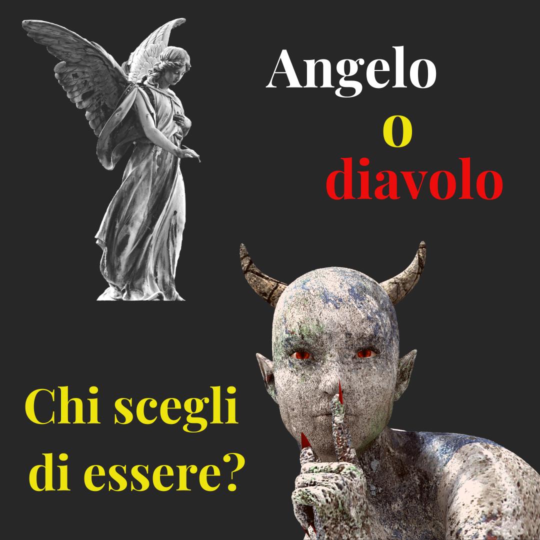 fare una domanda angelo o diavolo?