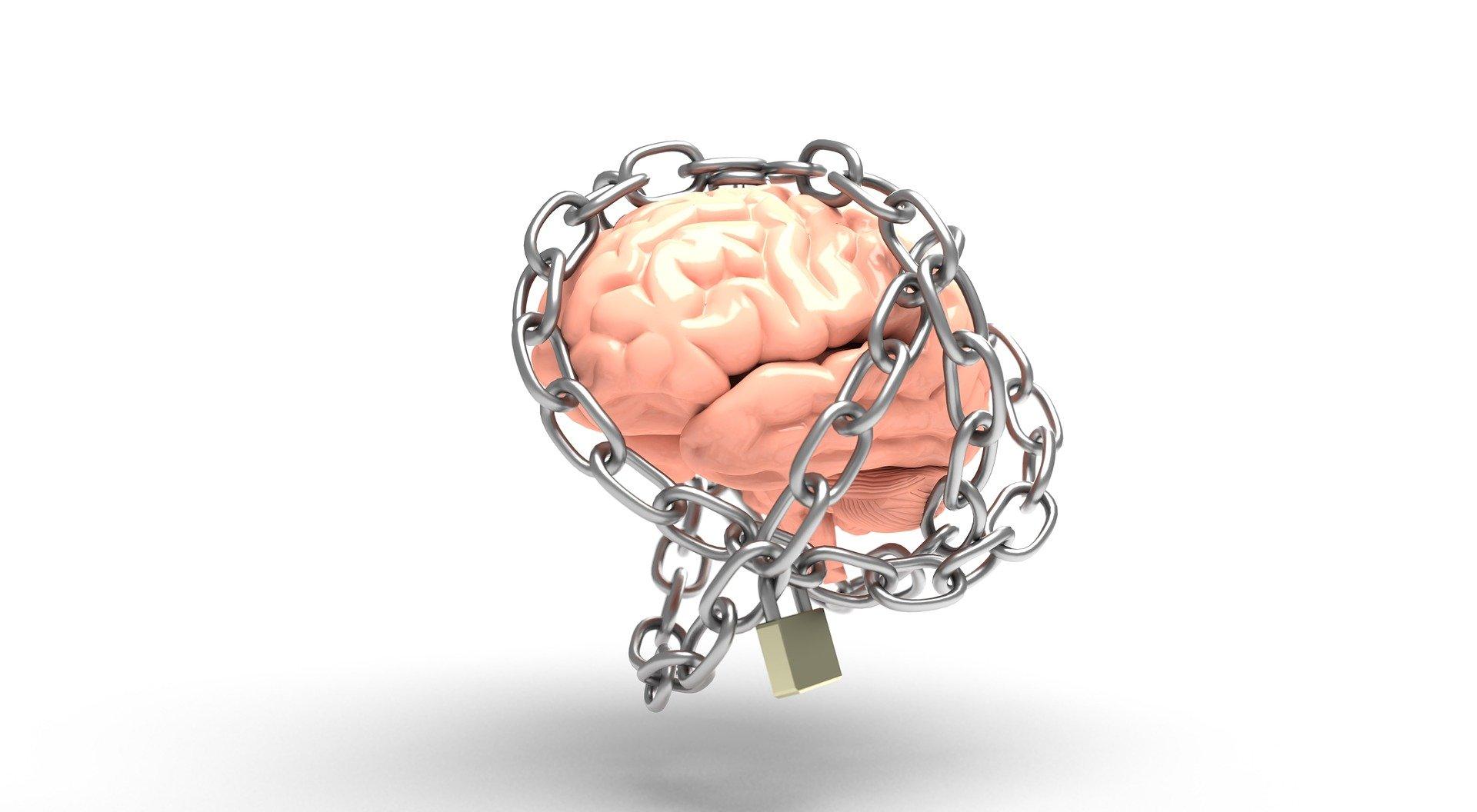 Avarizia è una prigionia mentale